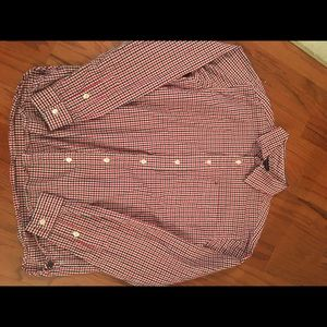 Boys Tommy Hilfiger long sleeve shirt